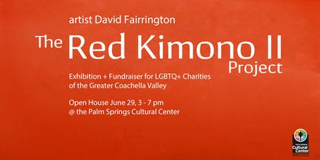 The Red Kimono II Project: Exhibition + Fundraiser tickets