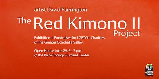 The Red Kimono II Project: Exhibition + Fundraiser