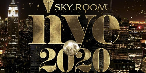 New Year's Eve Times Square at Sky Room NYC