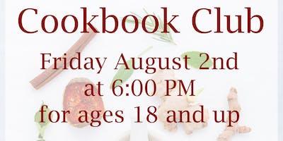 Cookbook Club in August