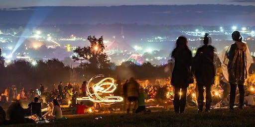Glastonbury Festival - Kylie