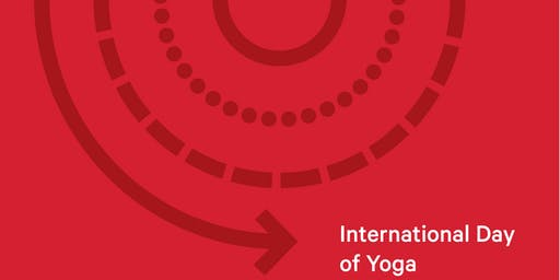Yoga at The Yards Park for One Common Unity