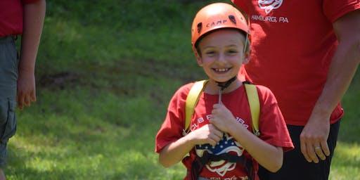 Hawk Mountain Council - Donor Recognition & Camp Tour