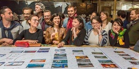 """Formation à l'animation """"La fresque du climat"""" - S Kersulec - Nantes billets"""