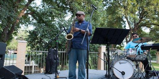 Jazz in the Garden with Aaron Prado
