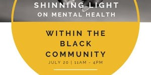 Shining Light on Mental Health Within The Black Communi...