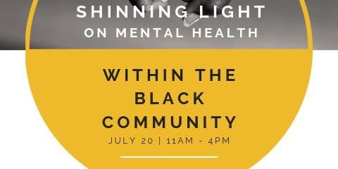 Shining Light on Mental Health Within The Black Community