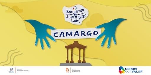 ENCUENTRO DE JUVENTUDES 2019 CAMARGO