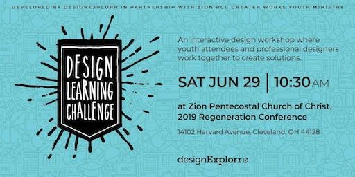 "ZPCC ""REGENERATION"" Youth Conference — DESIGN CHALLENGE!"