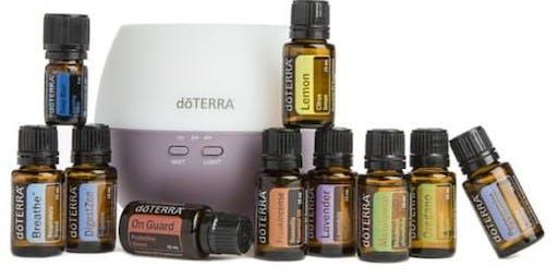 aromagi intro till doTERRA eteriska oljor