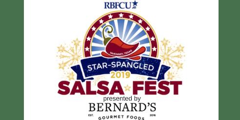 RBFCU Star-Spangled Salsa Fest presented by Bernard's Gourmet Foods