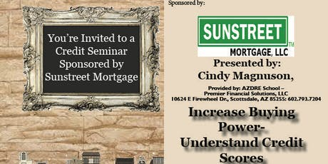 Credit Seminar - SUNSTREET 7.25.19 tickets