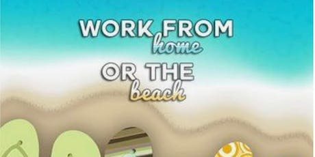 Work From Home Travel Business Opportunity tickets