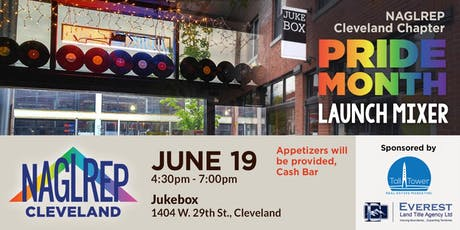 NAGLREP Cleveland Pride Mixer June 19 tickets