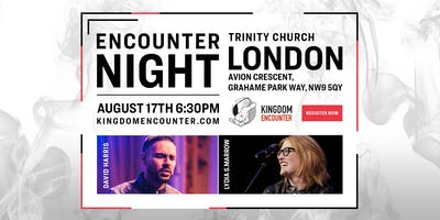 ENCOUNTER NIGHT | AUGUST 17 | COLINDALE