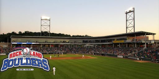 Putnam County Alzheimer's Walk Night at the Rockland Boulders