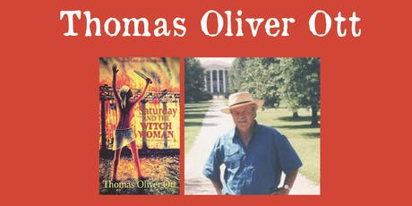 "Thomas Oliver Ott - ""Saturday and the Witch Woman tickets"