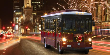 BYOB Holiday Lights Trolley - Detroit tickets