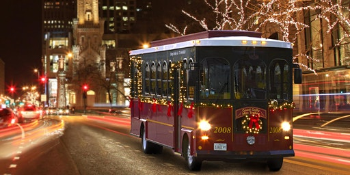 BYOB Holiday Lights Trolley - Detroit