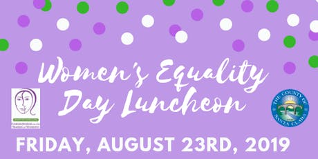 Women's Equality Day Luncheon 2019 tickets