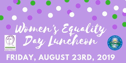 Women's Equality Day Luncheon 2019