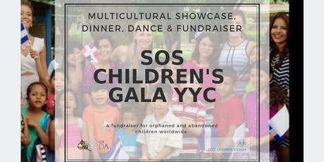 SOS Children's Gala YYC  tickets