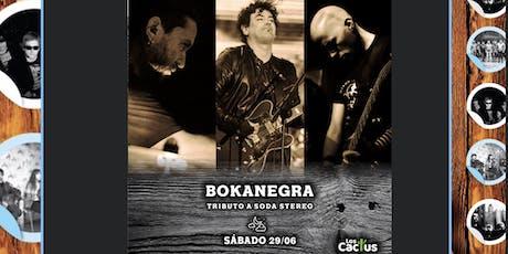 Soda Stereo, el mejor Tributo por Bokanegra  entradas