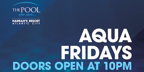 Johnny Bananas at The Pool After Dark - Aqua Fridays FREE Guestlist tickets