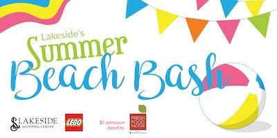 Lakeside's Summer Beach Bash