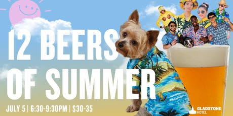 12 Beers of Summer Festival tickets