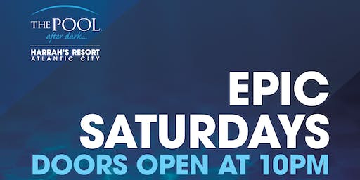 Jesse McCartney | Epic Saturdays at The Pool REDUCED Guestlist