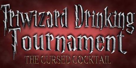Triwizard Drinking Tournament 2019 tickets