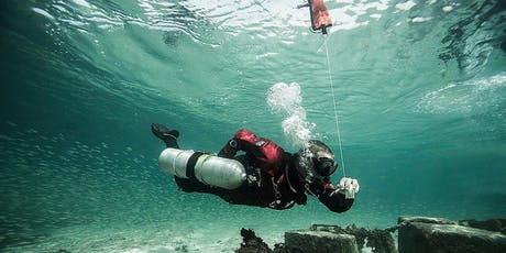 SDI Drysuit Diver Scuba Certification Class tickets