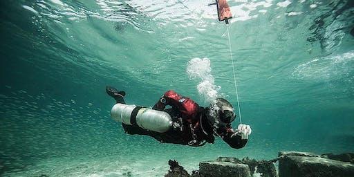 SDI Drysuit Diver Scuba Certification Class