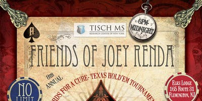 2019 Friends of Joey Renda Tournament