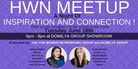 HALTON WOMEN NETWORKING - JUNE MEETUP  tickets