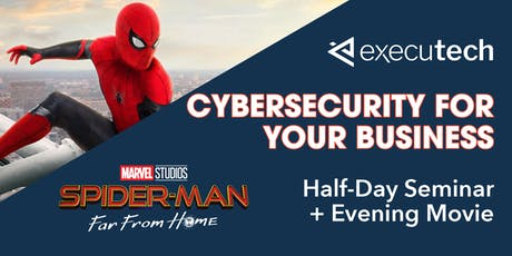 Cybersecurity For Your Business Seminar tickets