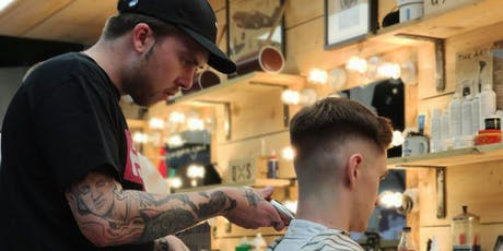 Ultimate Barbering Clipper Course tickets