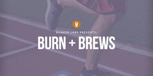 Bunker Labs MPLS Presents Burn & Brews
