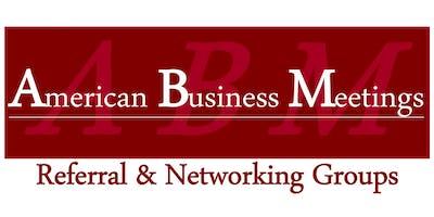 Networking Breakfast (ABM Sharpsburg Breakfast Chapter)