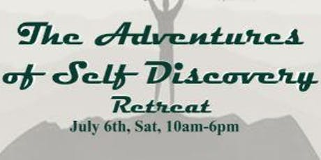 The Adventures of Self Discovery Retreat tickets