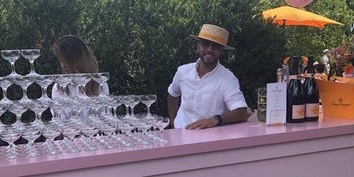 Veuve Clicquot Independence Day Champagne Pool Party!