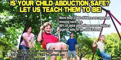 Kid Safe Workshop tickets