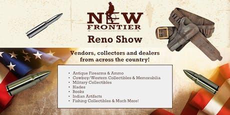 New Frontier Reno Show tickets