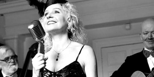 'Félann' performs Vintage 30s 40s French chanson ,Gypsy swing, Jazz, Blues