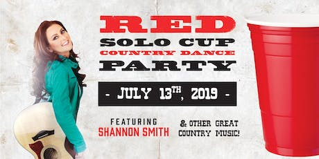 Red Solo Cup Party tickets