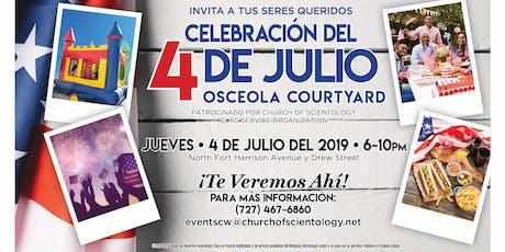 Celebración del 4 de Julio tickets