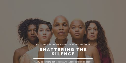Shattering the Silence: Critical Issues in Healthcare for Women of Color