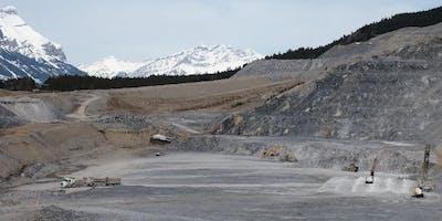 MEG Calgary Field Trip - Graymont Quarry, Exshaw