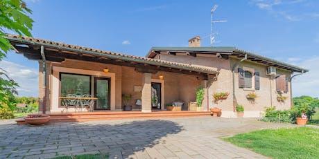Partecipa al primo evento immobiliare di Bologna con cena a buffet! biglietti